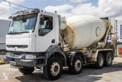 Renault concrete mixer truck Kerax 420