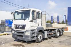 MAN standard flatbed truck TGS 26.400