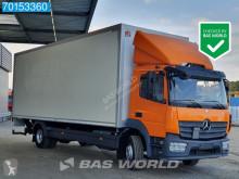 Camión Mercedes Atego 1524 furgón usado