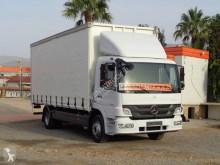 Lastbil Mercedes Atego 1224 glidende gardiner brugt