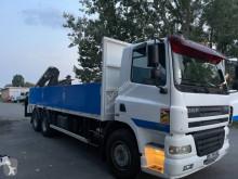 Camión caja abierta teleros DAF CF85 380