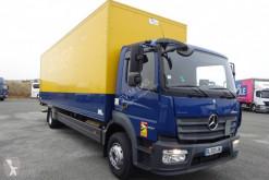 Camión Mercedes Atego 1621 NL furgón caja polyfond usado