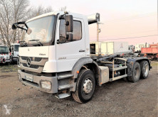Camion Mercedes Axor 2633 polybenne occasion