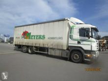 Caminhões cortinas deslizantes (plcd) Scania R 380