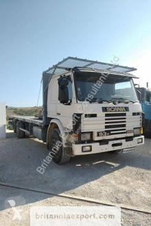 Камион платформа стандартен Scania P 93P250