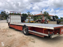 Ciężarówka platforma Volvo FL6 250