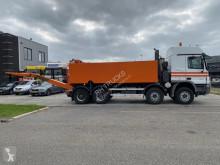 Camion dépannage Mercedes Actros 4151