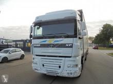 Камион DAF XF105 фургон втора употреба