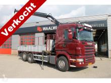 شاحنة منصة Scania R 380