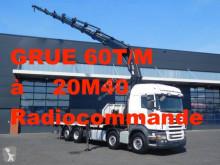 Teherautó Scania R 480 használt plató