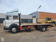 Iveco flatbed truck Trakker