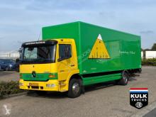 Camion furgone Mercedes Atego 1218