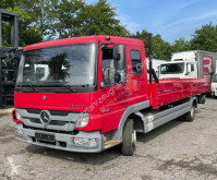Camion Mercedes Atego 816 plateau ridelles occasion
