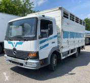 Lastbil Mercedes Atgeo 1017 hestetransport brugt