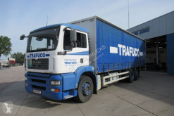 MAN TGA 26.320 truck used tautliner