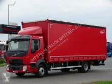 Volvo ponyvával felszerelt plató teherautó FL 280 / CURTAINSIDER-7,45M/EURO 6/MANUAL