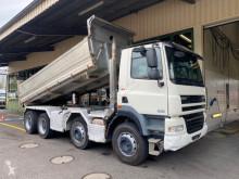Camion DAF cf 85.460 8x4 tri-benne occasion