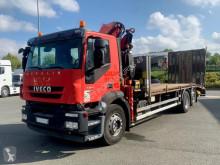 شاحنة حاملة آليات Iveco Stralis 420