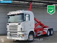 Camión Gancho portacontenedor Scania R 620