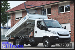 Camión Camion Iveco Daily 70C180, 3 Seiten Kipper, Meiller D3,