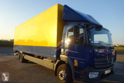 Camion Mercedes Atego 1223 furgone plywood / polyfond usato