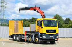 Camion porte engins MAN TGS 33.360