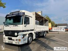 Camion savoyarde Mercedes Actros 2540