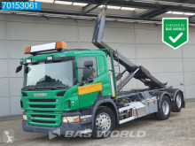 Camion polybenne Scania P 420