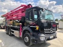 Mercedes concrete pump truck concrete truck Arocs 2636