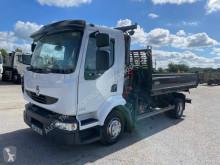 Camión volquete volquete trilateral Renault Midlum 220 DXI