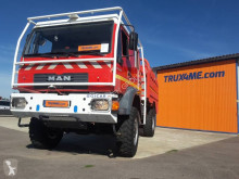 MAN LE 18.220 truck used wildland fire engine