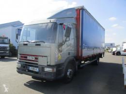 Camión Iveco Eurocargo 130E23 lona corredera (tautliner) usado