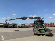 Camión maderero Volvo V-Kran V25 Holz