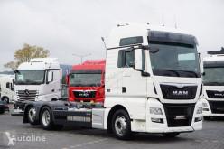 Caminhões MAN TGX / / 26.440 / E 6 / ACC / BDF - MULTIWESCHLER / 7.15 , 7,45 chassis usado