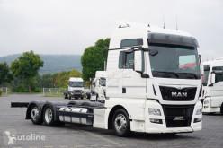 Camión MAN TGX / / 26.440 / E 6 / ACC / BDF / 7,82 / MEGA / RETARDER chasis usado
