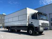 Kamión dodávka Mercedes-Benz Atego 1523 closed box truck with lifgate 231hp