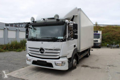 Грузовик Mercedes-Benz atego 823 closed box truck with liftgate фургон б/у