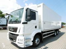 Caminhões furgão porta bebidas MAN TGM TGM 23.290 Getränkekoffer Stap. Schwenkwand Lenk