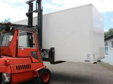 Equipamentos pesados carroçaria caixa furgão SAXAS MKD 61-M-E Kofferaufbau Bj. 2012, Koffer,