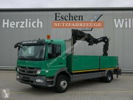 Camión caja abierta teleros Mercedes 1629 L*Atlas 96.3 EA3*Funk*Klima*1.Hand*Schalter