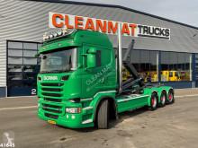 Камион мултилифт с кука Scania R 560