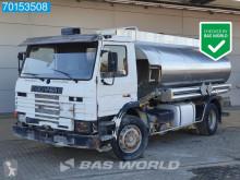 Ciężarówka Scania H cysterna produkty chemiczne używana