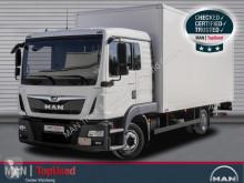 Camión MAN TGL 8.190 BL-L-KOFFER-AHK-LBW-KLIMA-LGS- furgón usado