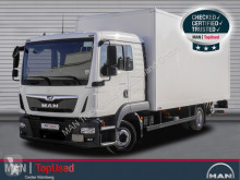 Camión MAN TGL 8.190 BL-KOFFER-L-AHK-LBW-KLIMA-LGS- furgón usado