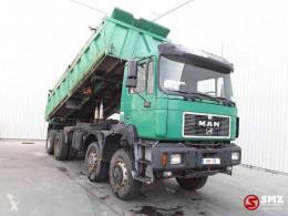 Camião MAN 35.414 basculante usado