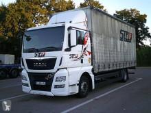 Camion MAN TGX 18.400 rideaux coulissants (plsc) occasion