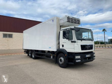 MAN TGM 26.280 truck used multi temperature refrigerated