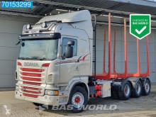 Camión maderero Scania R 620