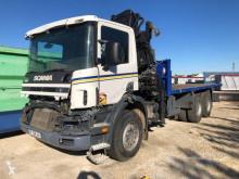 Camion plateau standard Scania P 124P360