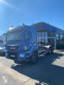 Camion MAN TGS 26.480 polybenne occasion